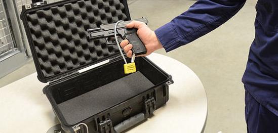 Types Of Gun Safe
