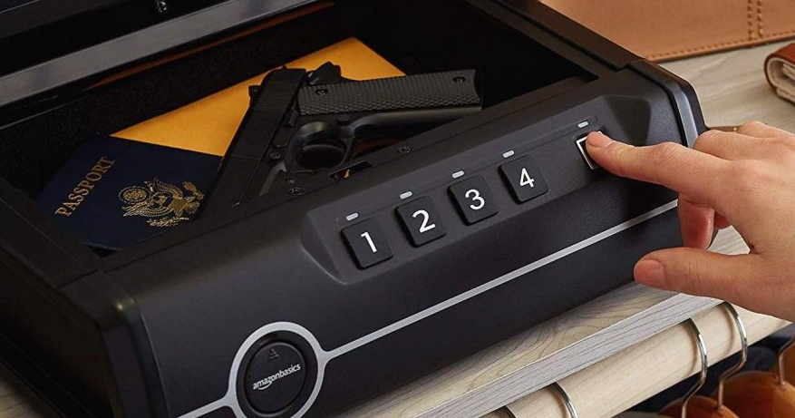 What To Consider Before Buying Best Nightstand Gun Safe
