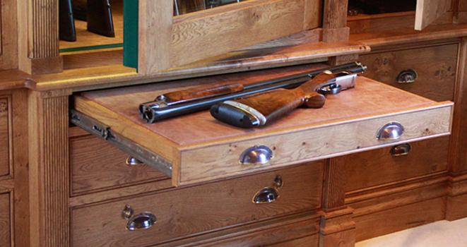 Gun Cabinet Vs Safe: Comparing and Choosing the Right Option for You