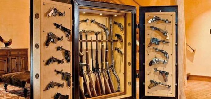 How to Build a Fireproof Gun Safe