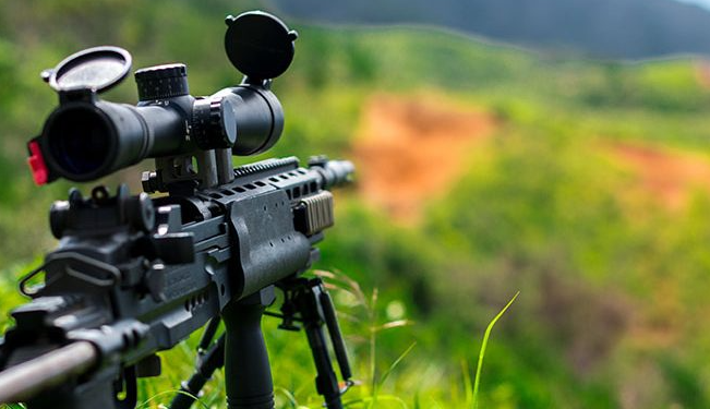 What Do the Numbers Mean on a Rifle Scope?