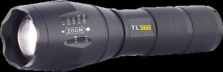 What Is TacticalX Flashlight
