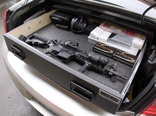 Safety Tips for a Gun Storage in a Car
