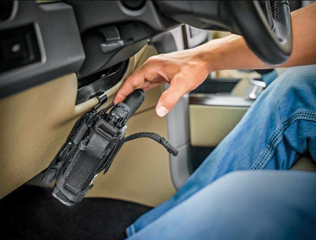 Types of Gun Safes for Cars