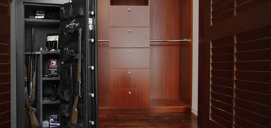 How to Hide a Gun Safe in Plain Sight