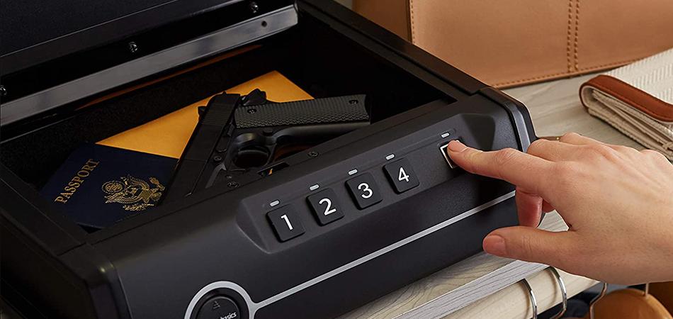 Best Bedside Gun Safe