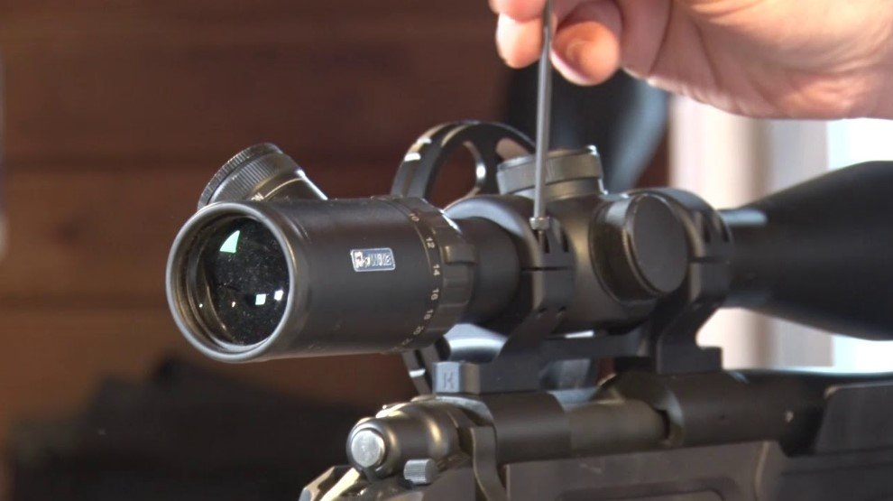 How to Use DNZ Scope Mounts