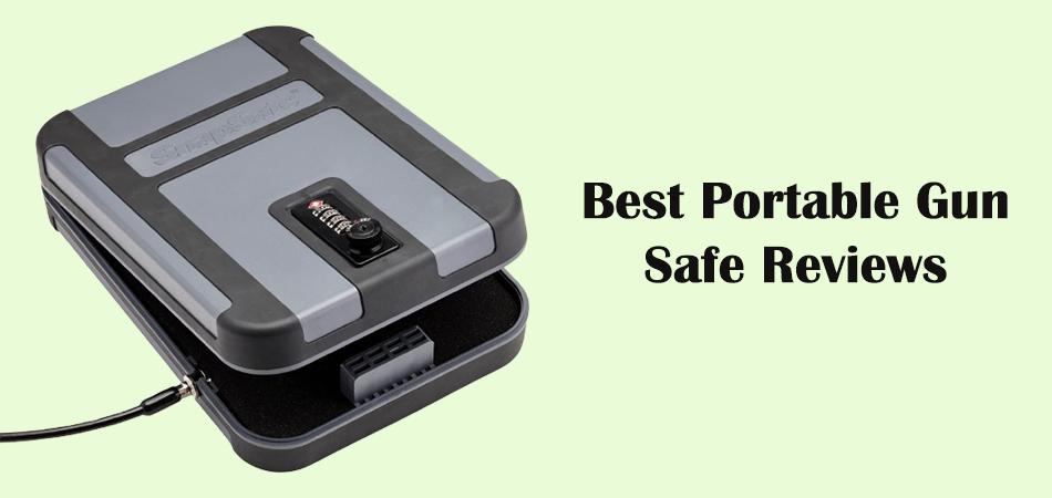 Best Portable Gun Safe Reviews