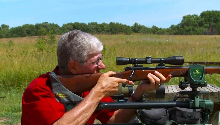 About Sighting In A Rifle Scope