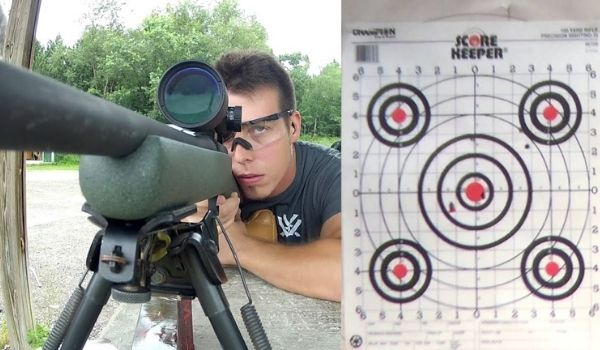 Need to Sight in Your Scope