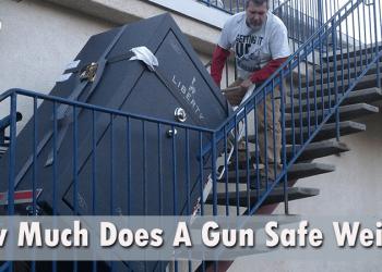 How Much Does A Gun Safe Weigh